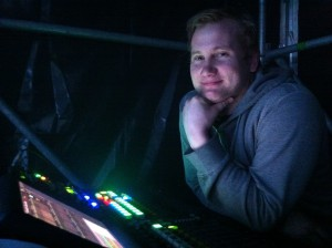 Sound Engineer Jan Egil Vestbø